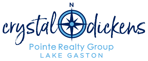 Beautiful Lake Gaston Real Estate - Crystal Dickens, REALTOR